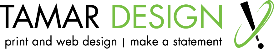 Tamar Design: Graphic Design and Web Design in Woodland Hills and Greater Los Angeles